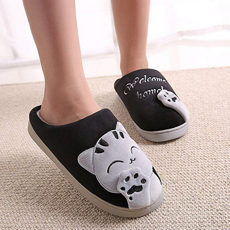 Women Winter Home Slippers