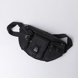 Personalized tide brand chest bag messenger mens bag new Oxford spinning simple leisure outdoor youth sports chest bag