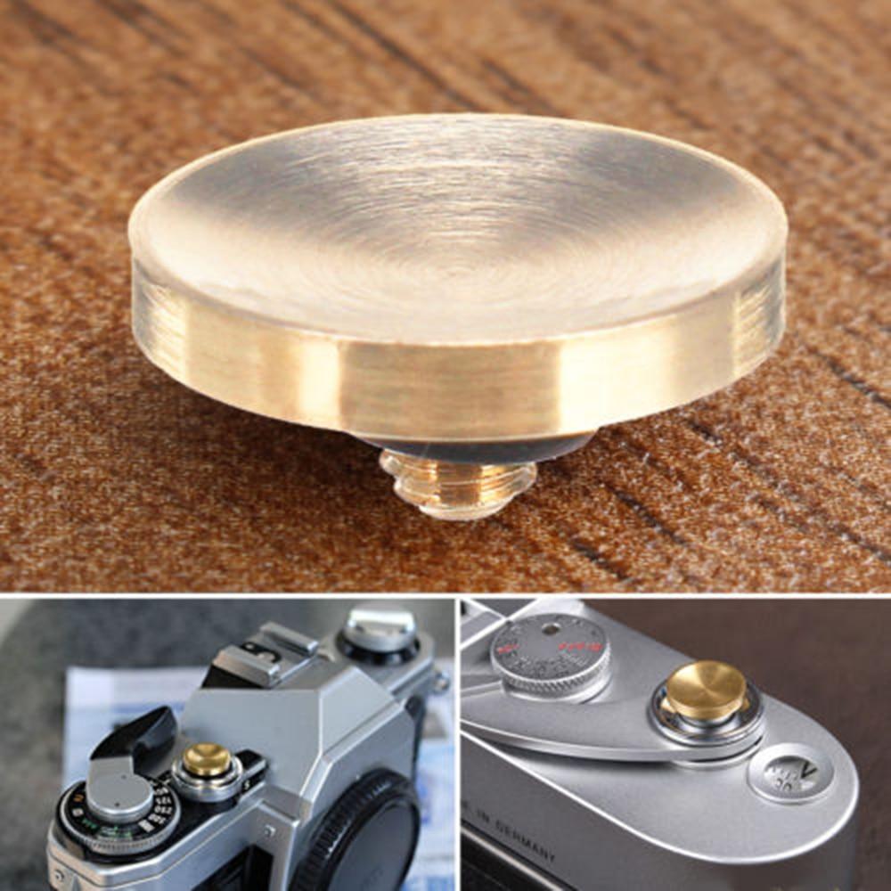1Pcs Replacement Durable Brass Shutter Release Button Camera Accessories For Fuji FujiFilm X100F X E3 XT2 XT10 XT20
