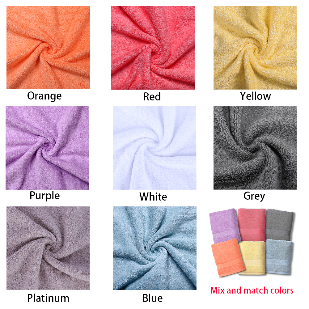 Hand Towel SEMAXE Premium Set for Bathroom, Cotton High Water Absorption Soft & Fade-Resistant (4 Hand Towel Set)The new listing 3