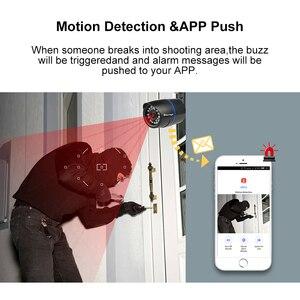 Image 4 - Techage 1080P 2MP Wireless IP Camera IR Night Vision Audio Record P2P Onvif Video Security Wifi Camera Outdoor CCTV Surveillance