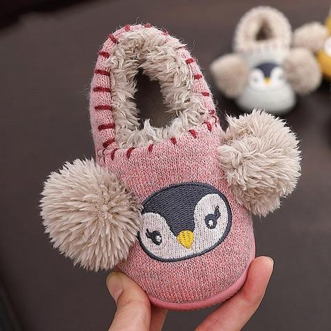 infantil do bebe meninos meninas nao deslizamento chinelos da crianca interior casa chinelo casual mocassins