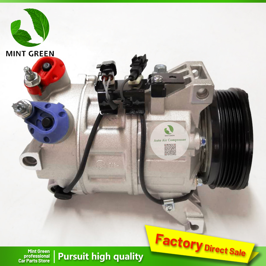 Car AC COMPRESSOR FOR VOLVO S80 V70 XC60 <font><b>30780443</b></font> 31250519 31291135 31305833 36000231 36000331 36000456 36001373 36002113 image