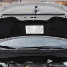 Автомобильный Стайлинг для hyundai IX35 2005- теплоизоляция хлопок звукоизоляция хлопок теплоизоляционная прокладка Модифицированная быстрая