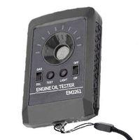 Tragbare Schwarz OTO300 Auto Digitale Öl Tester LED Gas Flüssigkeit Analysator Professionelle Automobil Motor Motor Dectector|Konzentration-Meter|Werkzeug -