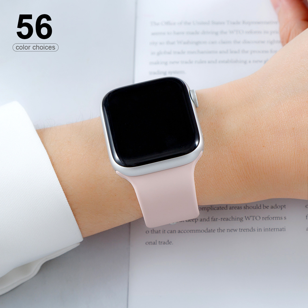 Strap For Apple Watch Band 5 44mm/40mm Iwatch Band 5 4 3 42mm 38mm Correa Pulseira Watch Band For Apple Watch 5 4 3 Bracelet