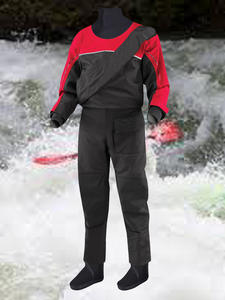 Dry-Suit Sailing Kayak Junior Waterproof Front-Zipper Kids Youth Neoprene for Watersports-Adventure
