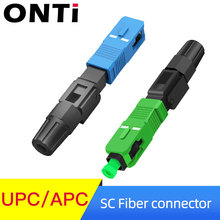 ONTi 200PCS FTTH SC APC Single Mode SC UPC Fiber O