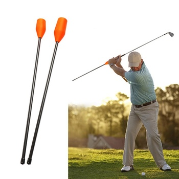 Golf Swing Trainer Gesture Alignment Correction for Golf Beginner Golf Training Aid Practice Guide Golf Swing Trainer Equipment 1pc golf swing trainer beginner gesture alignment practice guide golf clubs gesture correct wrist training aid