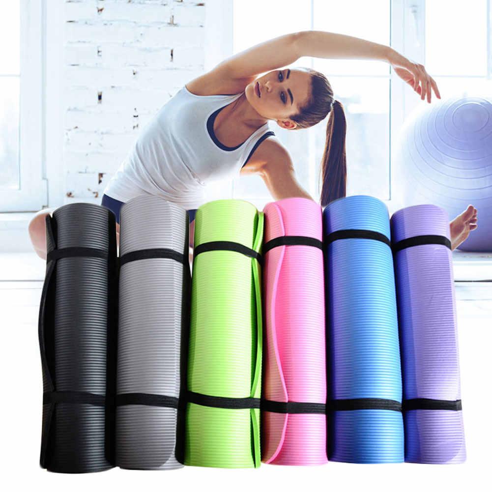 Yoga Matte-skid Sport Fitness Matte 3MM-6MM Dicke EVA Komfort Schaum Yoga Matte