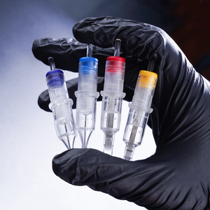 Image 3 - Tattoo Needles Cartridge Needle 100 Pcs Mix size for Machine Kit Tattoo Supply 100 pcs /lot