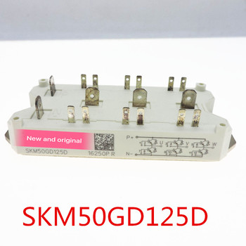 100%New and original,  90 days warranty   SKM50GD125D