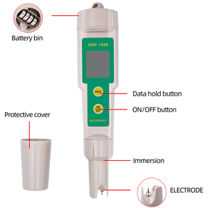 Image 2 - 169E ORP/Redox Tester waterproof ORP meter Water Quality Monitor Pen Tester 31% off