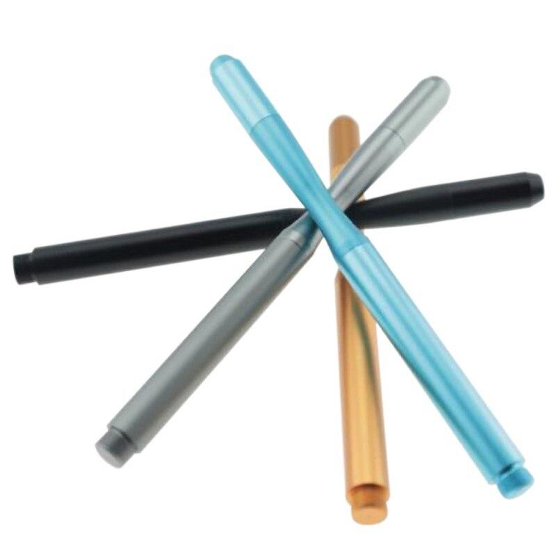 Aluminium Alloy Universal Capacitive Stylus Pen 2-in-1 Stylus Touch Screen Pen For Tablet Smartphones Stylus