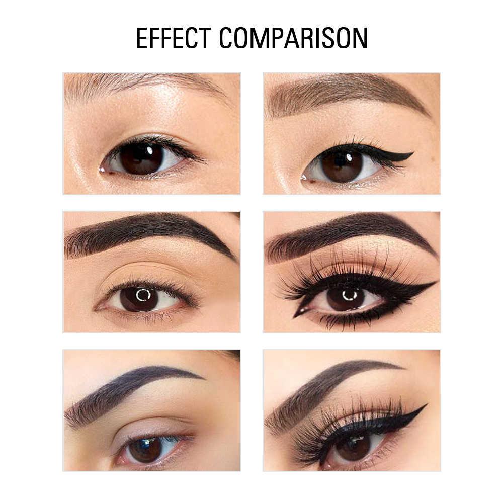 SACE LADY czarny wodoodporny płynny Eyeliner ołówek szybkoschnący długotrwały matowy Eyeliner odporny na rozmazywanie kosmetyczny uroda makijaż