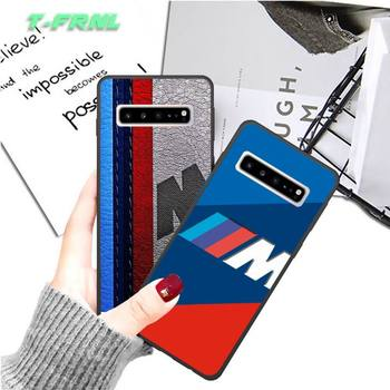 Blue Red Car for Bmw for samsung A10 coque fundas etui for samsung galaxy A20 A30S A40 A50 A51 A70 A71 note 8 9 10 cases cover image