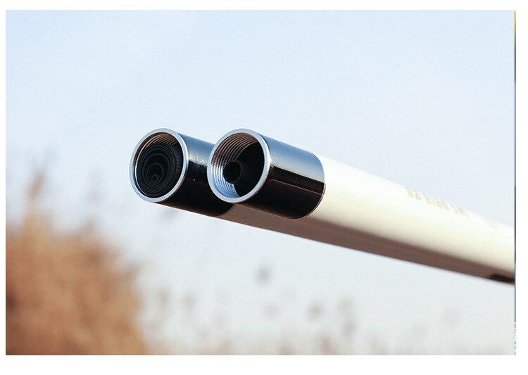 3-5 posicionamento carbono oco haste auto-alinhado fio