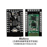 Film Pressure Sensor Development Board Bluetooth Link Mobile Phone Link Pressure Digital Display Compatible with FSR