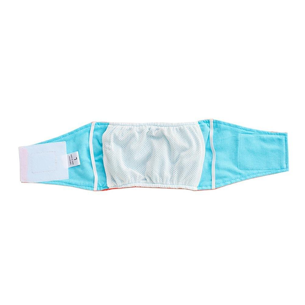 Купить с кэшбэком GloryStar Pet Physiological Pants with Magic Sticker for Menstrual Dogs