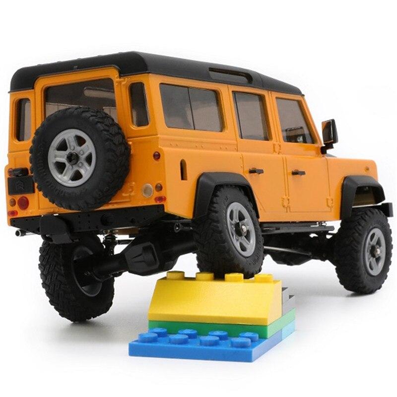 Orlandoo OH32A03 DIY Kit RC Rock Crawler Car Kit 1/32 DIY Rubicon Micro Crawler RRemote Control Car Electric DIY Color Kid Toy