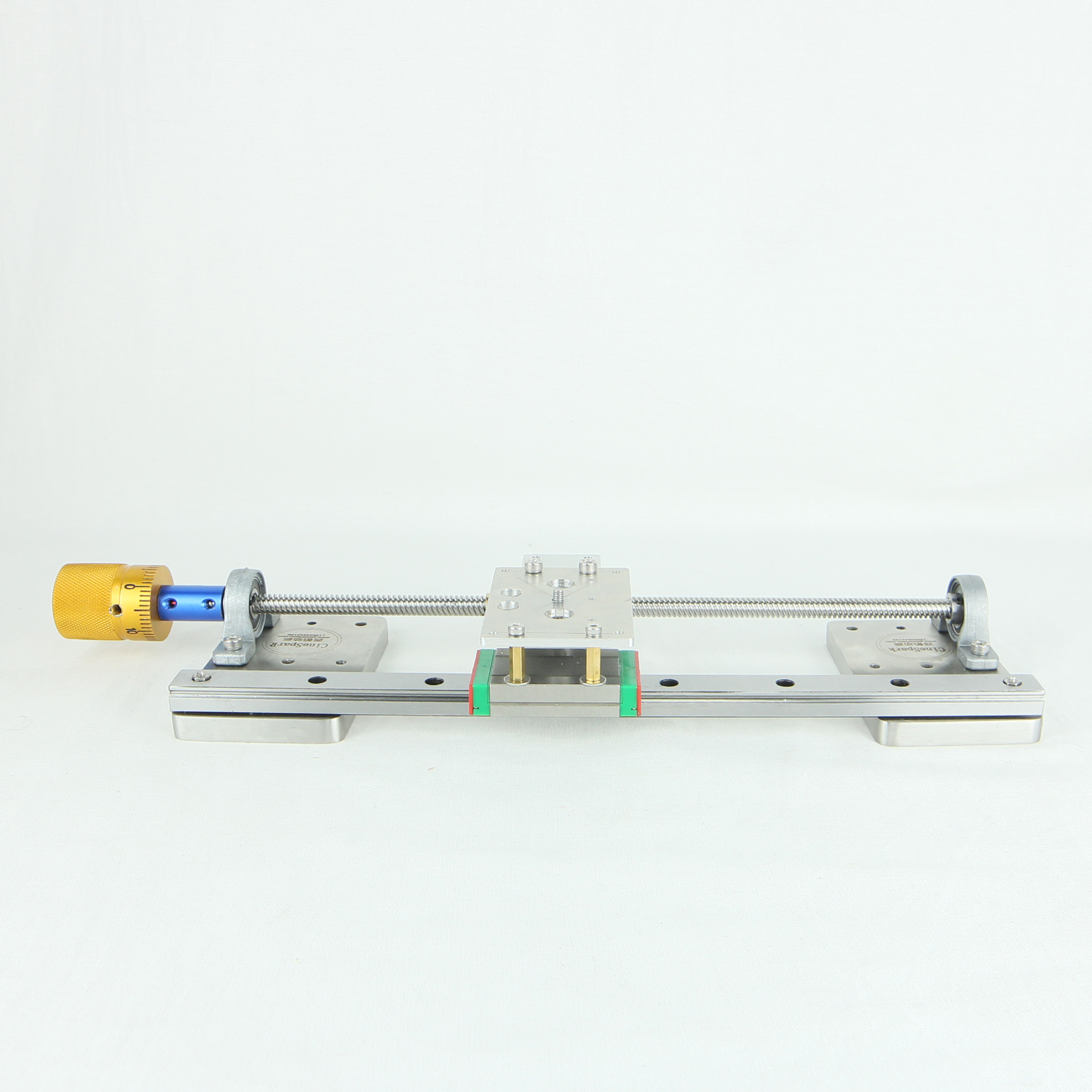 Z-300 High quality 30cm  slider rail track for winder rig system in stop motion animation