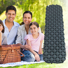Inflatable-Mat Elements-Pad-Cushion Outdoor Durable Waterproof TPU Camp