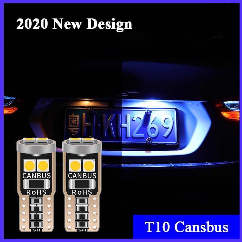 10pcs רכב LED פנים T10 W5W אור עבור שברולט Cruze Aveo Trax קפטיבה כיפת קריאת לוחית רישוי מנורת עמילות אוטומטי מנורות