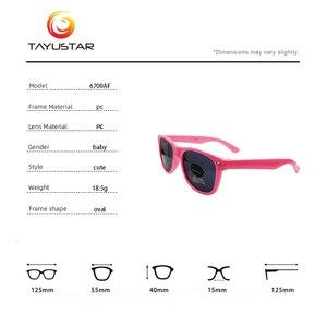 Image 5 - MEESHOW2020 fashion high quality cute UV400 baby kid glasses  UV protection boy and girl sunglasses