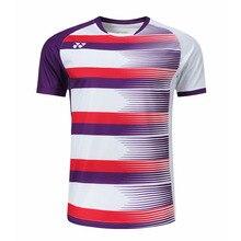 New sport Lin Dan Men Tennis shirts badminton shirts male Women Child table tennis shirts joggings gym workout running shirt