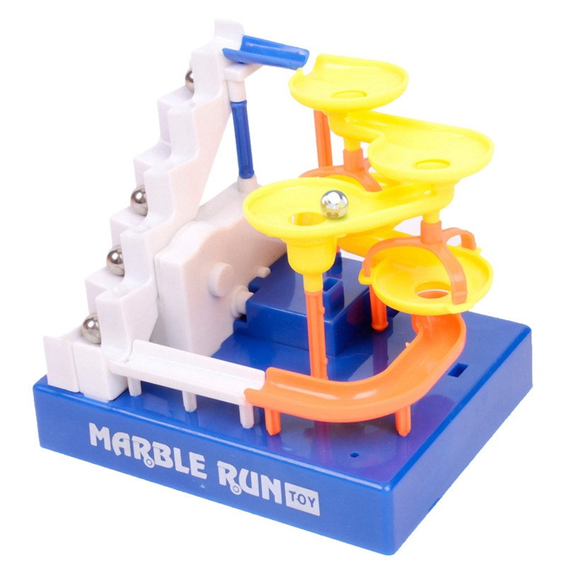 Science And Education Music Track Early Childhood Education Toy 3D Puzzle Ball Light Ball Ball Track Maze