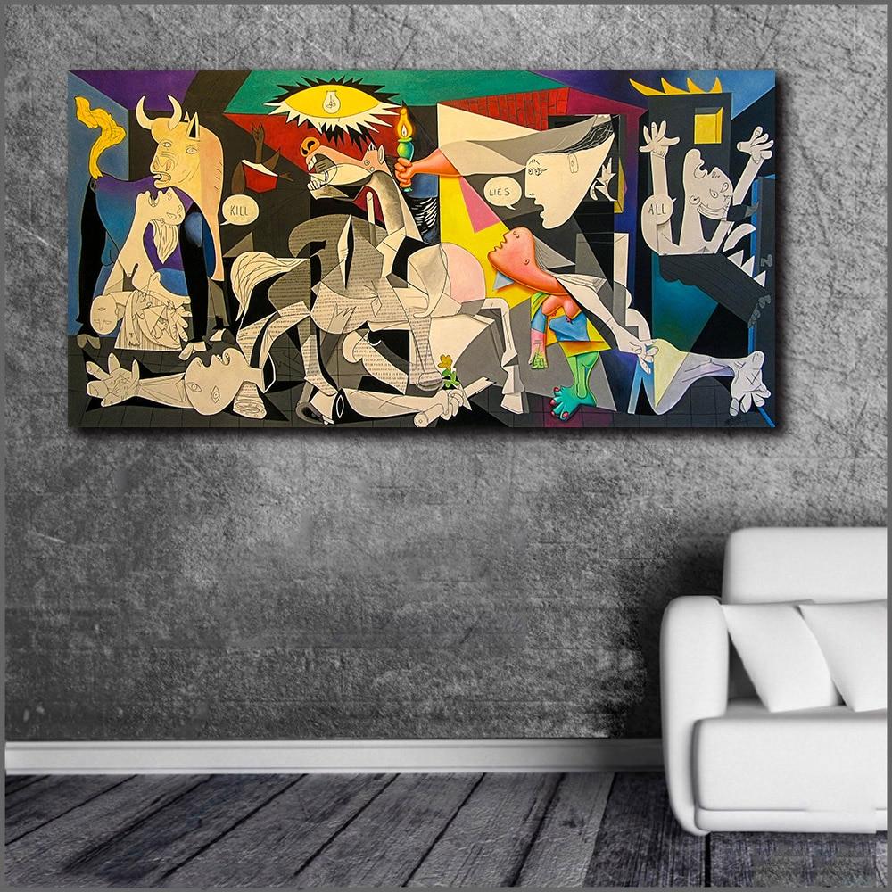 000-Pablo-Picasso-Guernica 4