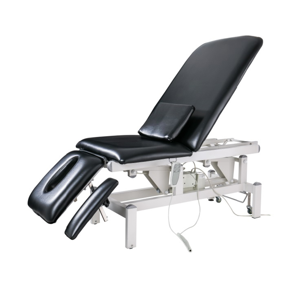 Adjustable Electrical Physiotherapy Treatment Table Manufacturer Bed For Rehabilitation Center Professional Beauty Massage Table