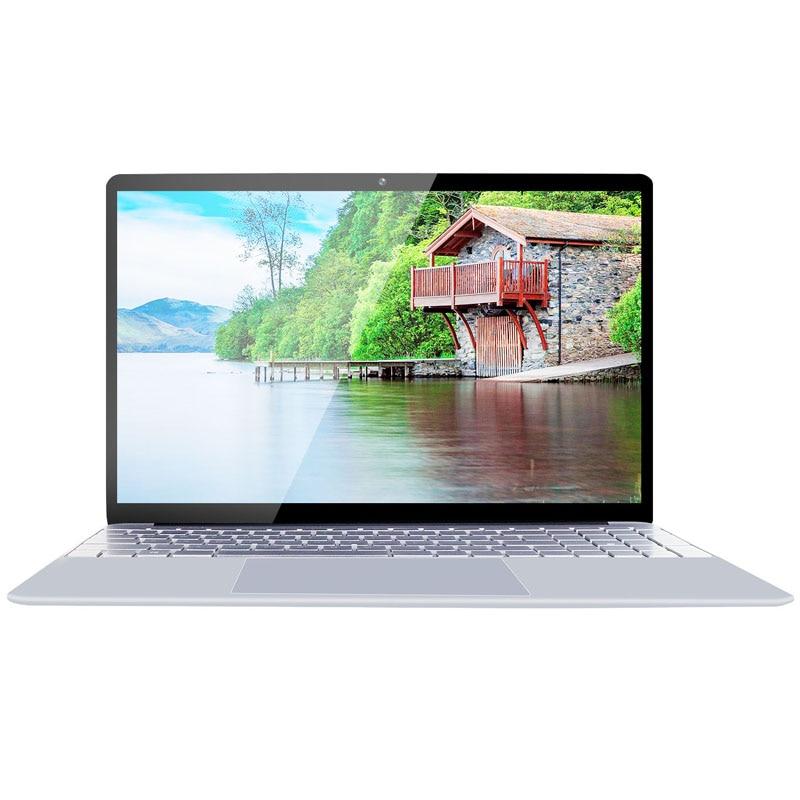 "15.6"" Metal Case 1920*1080 Laptop Celeron J3455 J3355 DDR4 Ultrabook Computer TN Screen 6G/8G RAM 128G/256G/512G Netbook PC"