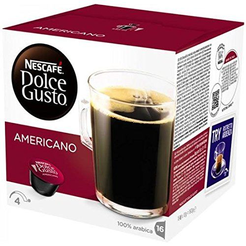 DOLCE GUSTO Americano 16Capsules Long Coffee