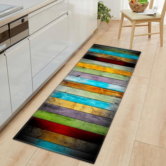 Colorful Anti-Slip Kitchen Mat 2
