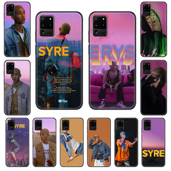 Singer Jaden Smith Phone case For Samsung Galaxy S 3 4 5 6 7 8 9 10 E Plus Lite Edge black soft coque fashion cell cover trend image
