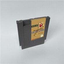 Zeldaed III 3 outlands의 전설 72 핀 8 비트 게임 카트리지