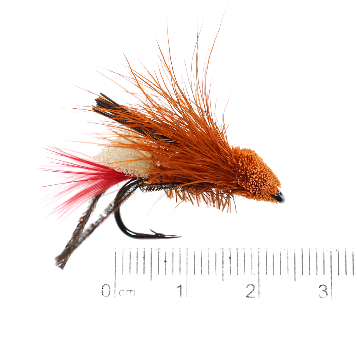 5PCS #10 Trout Fishing Fly Grass Hopper Fly terrestrial Hopper Fly Floating Bass Crappie Bug Bait Artificial Lure 9