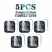 5PCS Camera Glass For Samsung a12 a02 a32 a02s Protective Glass On For Galaxya12 a 02s 12 72 52 Light Phone Screen Film Glas