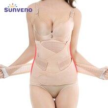 3in1 Belly/Abdomen/Pelvis Postpartum Belt Body Recovery Shapewear Waist Cinchers Trainer Corset Belly Bands Pregnancy&Maternity