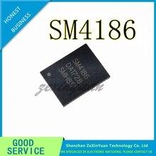 1OCS 10PCS SM4186 4186 QFN  New original