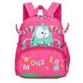 Детская мультяшная Интерактивная школьная сумка для девочек от 3 до 6 лет  милая сумка через плечо для детского сада  дышащий рюкзак с животн...