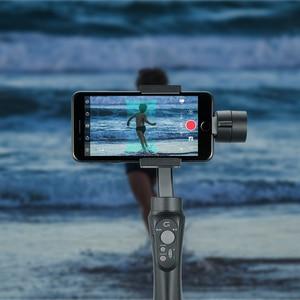 Image 3 - ZHIYUN Officiel CINEPEER C11 Gimbal Stabilisateur Smartphone 3 Axes Handheld Stabilisateur Compatible avec iPhone 11 XS Huawei Xiaomi Samsung Android VLOG VS Funsnap DJI