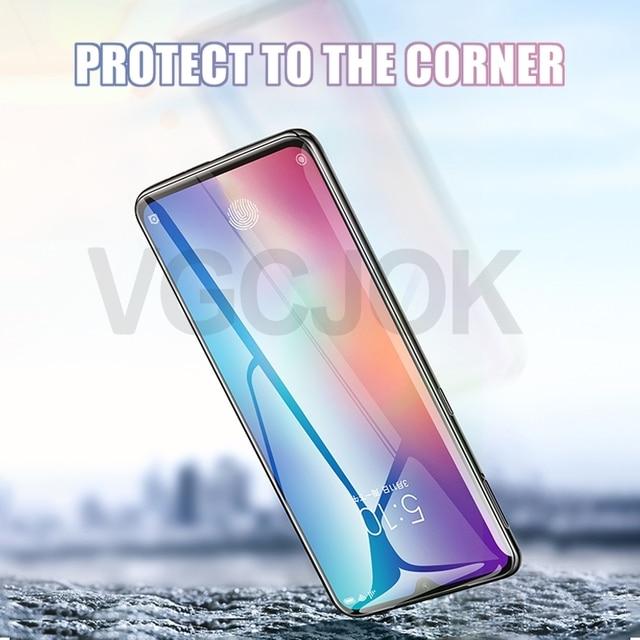 9H hardness Tempered Glass For Xiaomi Mi 9 Lite 9T Pro Mi9 SE Screen Protector Mi 8 A3 Lite CC9 CC9E Play Glass Protection Film 3