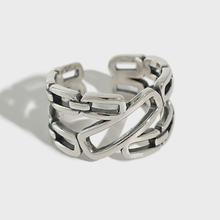 Женское Двухслойное Открытое кольцо flyleaf винтажное Ювелирное