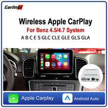 Carlinkit декодер 20 carplay беспроводной android авто для mercedes