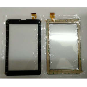 New Touch-Screen-Panel for Irbis TZ752/TZ753 3G XC-PG0700-203-FPC-A0/XHSNM0703901B 184--114mm