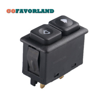 New 5Pin Illuminated Power Window Switch 61311381205 For BMW 318i 1991 1992 325i 1987-1993 M3 1988 1989-1991 E23 E24 E28 E30 image