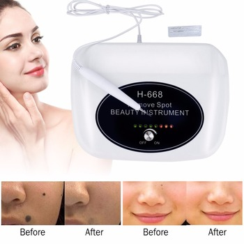 Electronic Facial Freckle Dark Spot Remover Pen Tattoo Mole Removal Plasma Pen Laser War Remover Face Skin Care Beauty Device