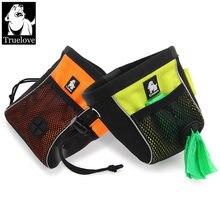 Truelove портативный дорожный мешочек для собачьих лакомств